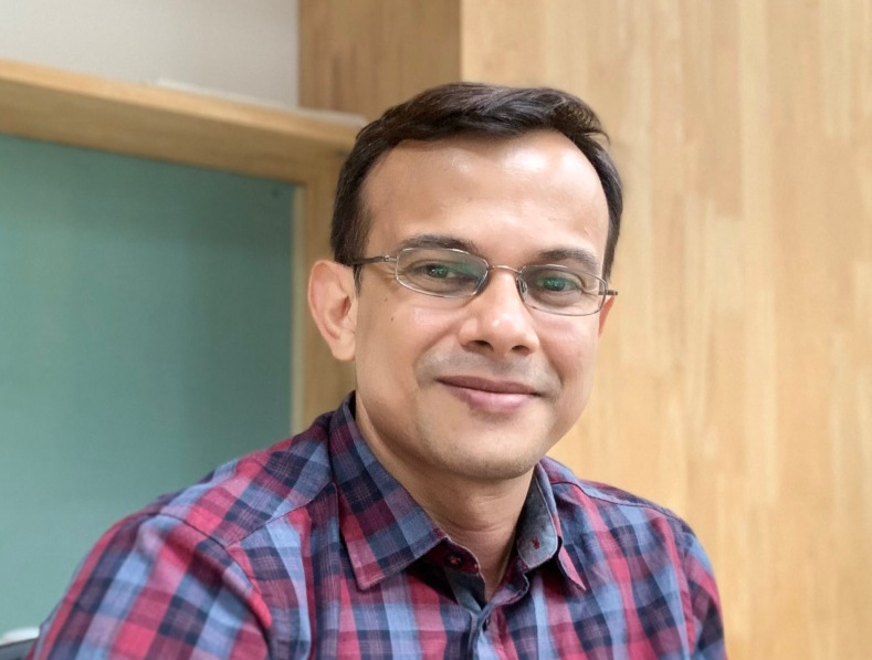 NCBS welcomes new faculty member: Abhishek Bhattacharya