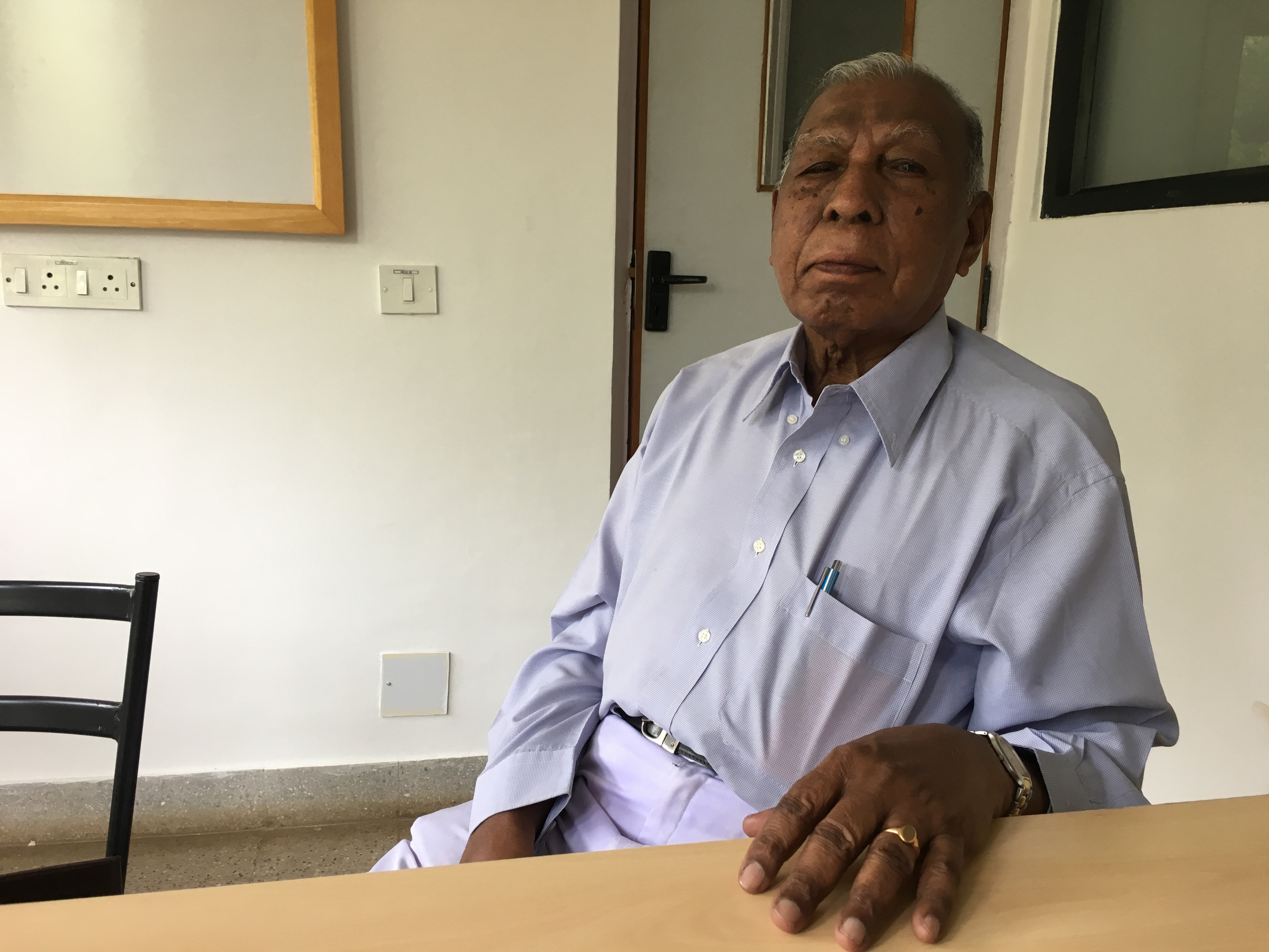 In Memoriam: Shri R.D. John