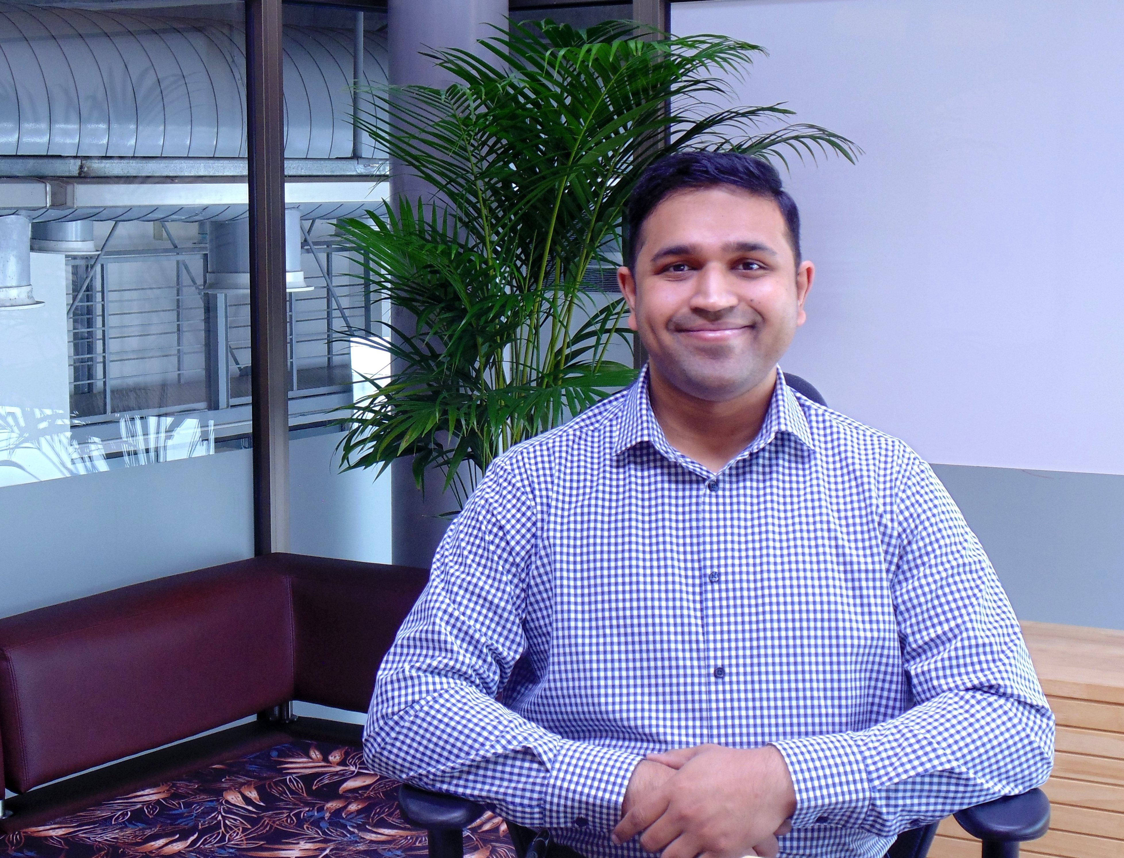 NCBS welcomes new faculty member: Tapomoy Bhattacharjee