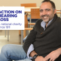 Dr. Raj Ladher is awarded the 'Action on Hearing Loss' UK Grant